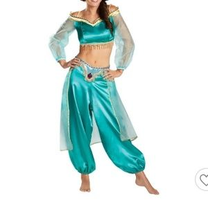 Womens Disney Princess Jasmine Costume